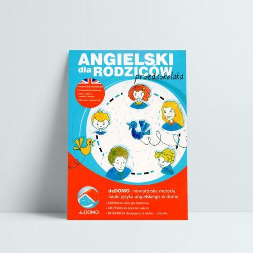 angielski dla rodziców przedszkolaka zestaw do wspólnej nauki języka w domu