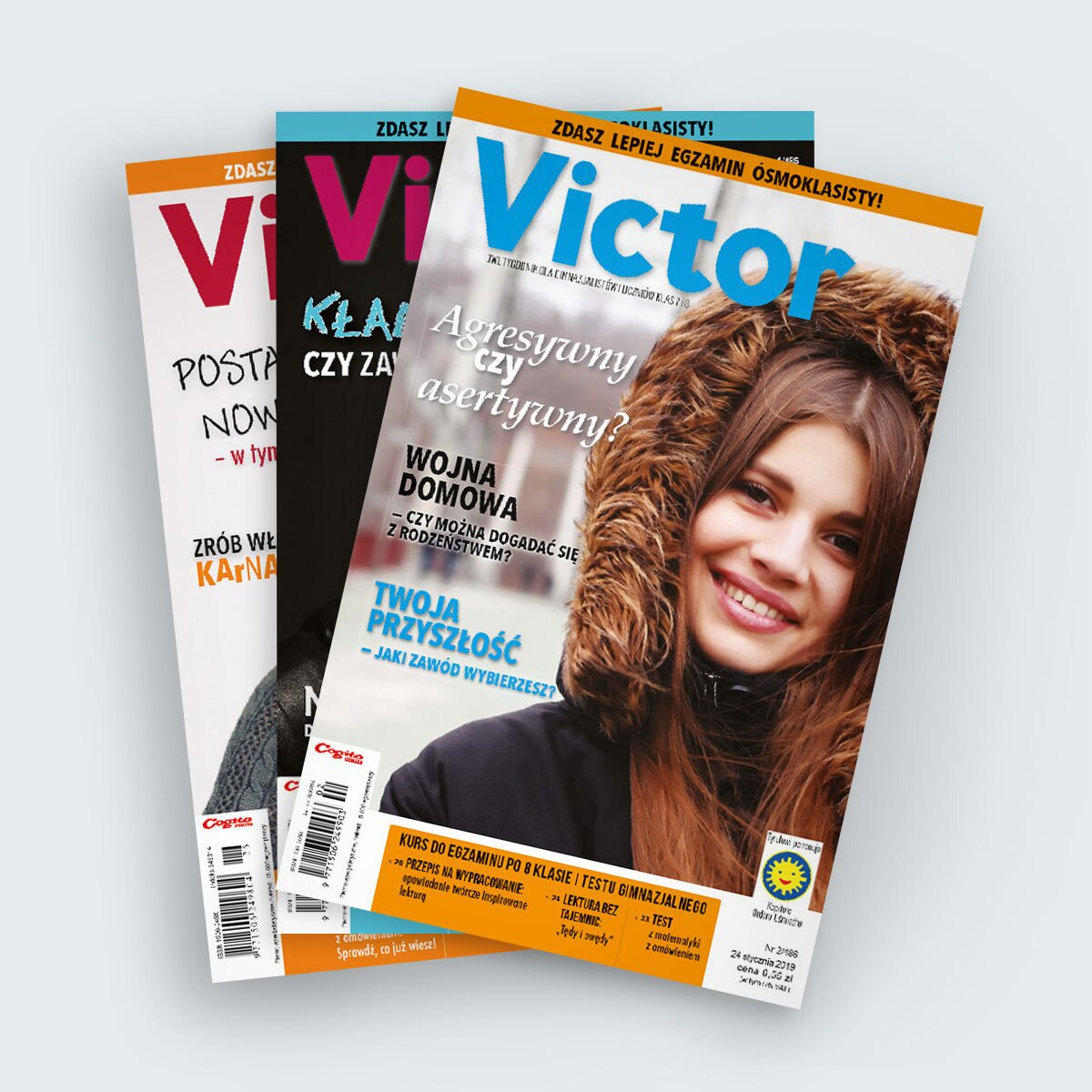 6 wydań victora w promocyjnej cenie