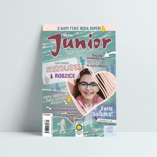 victor junior 3 2019 luty nastolatek i rodzice walentynki w stylu eko