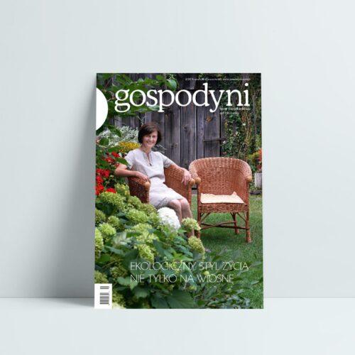 gospodyni 2 2019 marzec czasopismo mieszkanek wsi i małych miasteczek