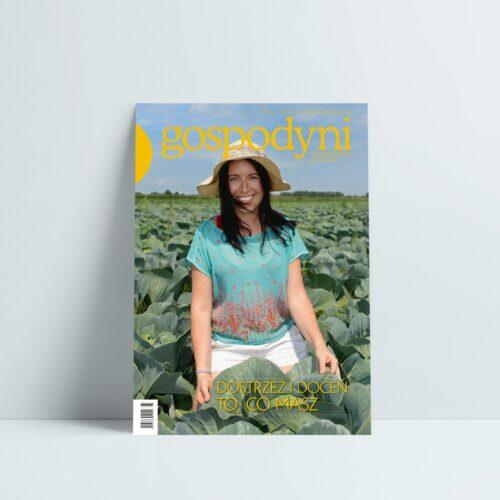 gospodyni 3 2019 maj czasopismo mieszkanek wsi i małych miasteczek