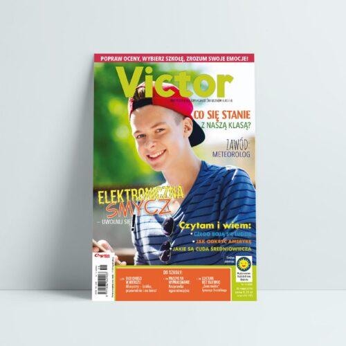 victor 11 2019 czerwiec elektroniczna smycz uwolnij sie meteorolog