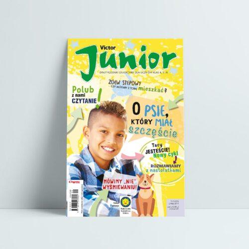 victor junior 9 2019 maj polub z nami czytanie