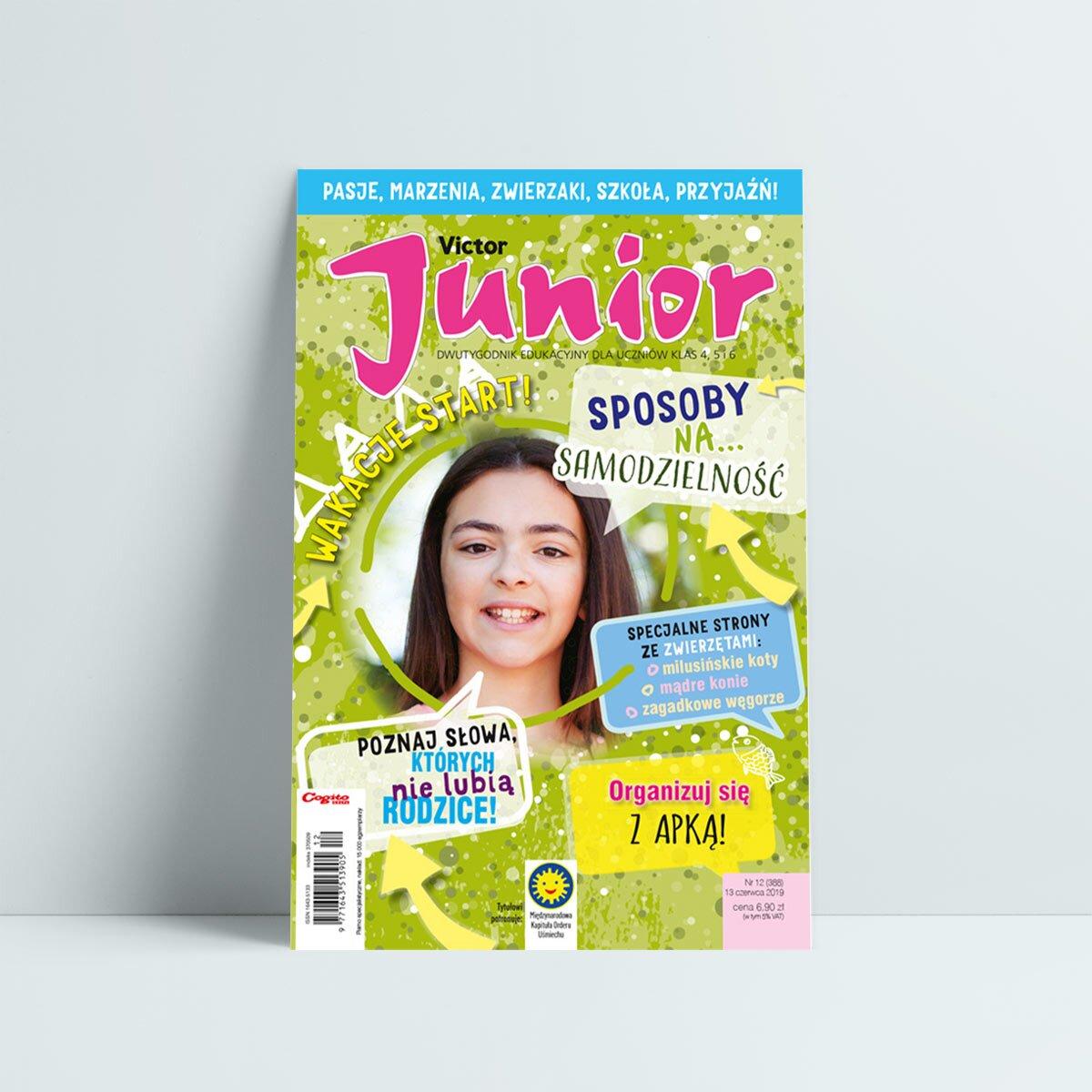 victor junior 12 2019 czerwiec co cie czeka w liceum